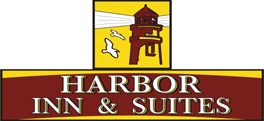 Harbor Inn and Suites Logo Click to Full Website