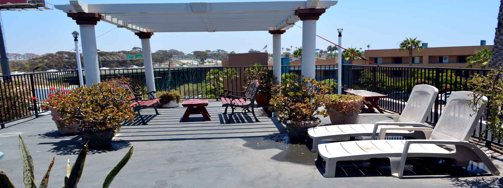 Motels in Oceanside Budget Discount 3 Star Rating